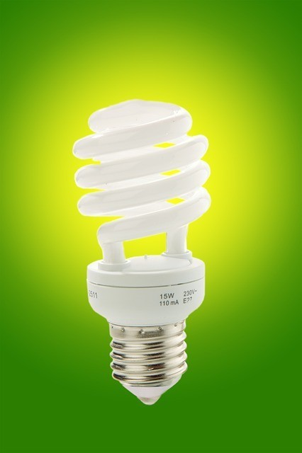 Energy saving bulbs