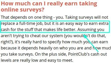 surveyclub easy cash for surveys