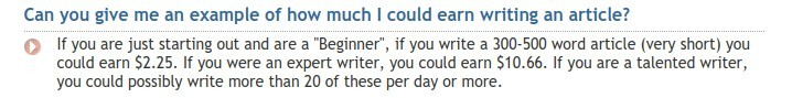 how much can you make hirewriters