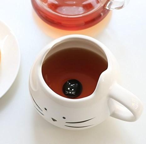 surprise cat mug, fun cat item for cat fans.