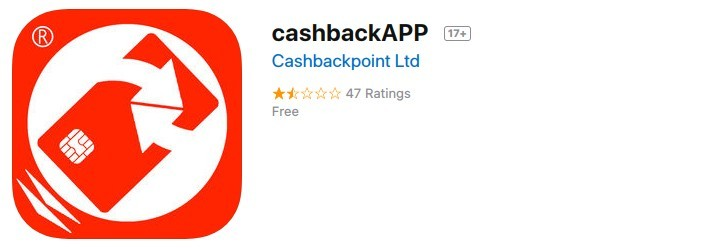 cashback app negative reviews