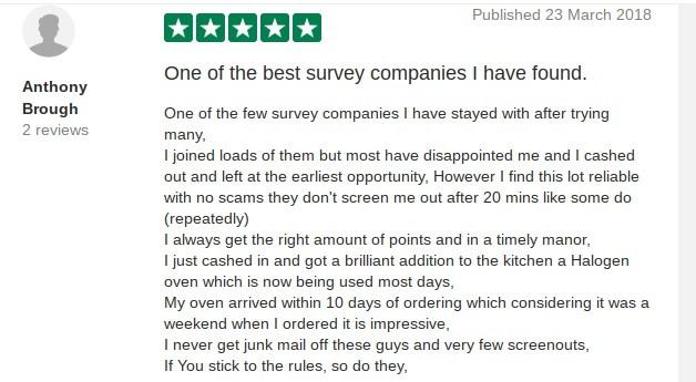 trustpilot maximiles review
