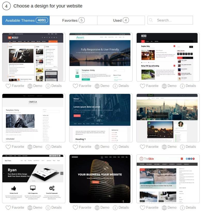 Website design how to build your website