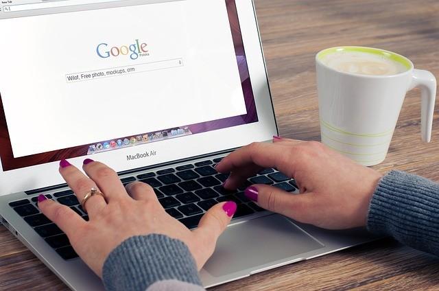 Using keywords in your website