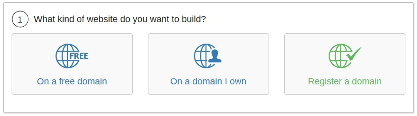 site builder how to build your website