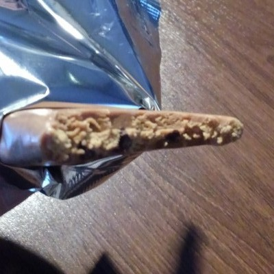 Mauer Chocolate Chip Cookie Dough Protein Bar