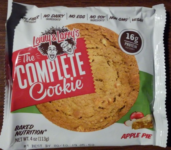 Lenny & Larry's Apple Pie Complete Cookie