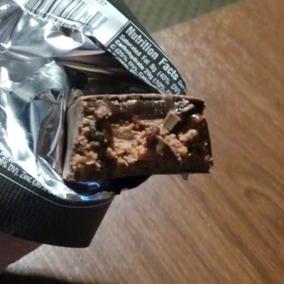 MET-Rx Chocolate Chocolate Chunk Protein Bar