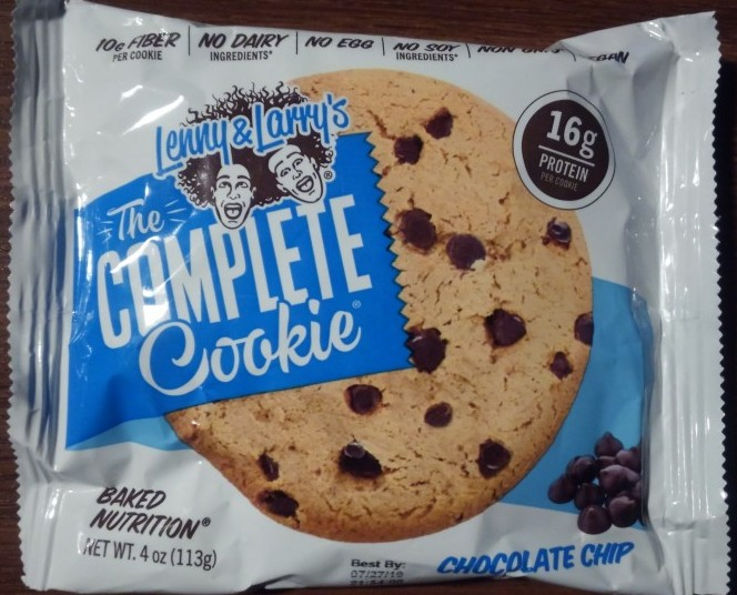 Lenny & Larry's Chocolate Chip Complete Cookie