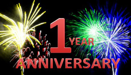 One Year Anniversary At Wealthy Affiliate