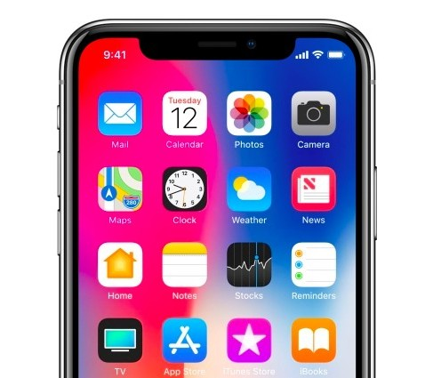 iPhone X features list