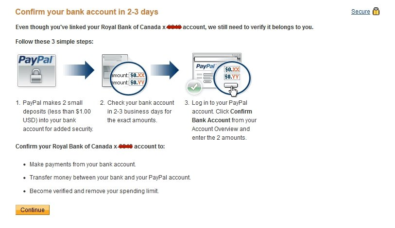 Canadian PayPal Users - How to Transfer from PayPal to