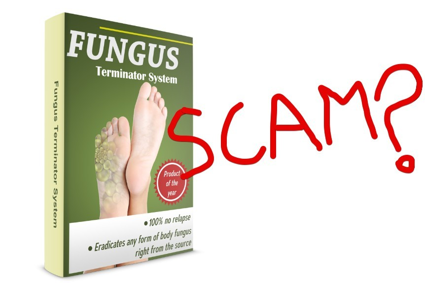 The Fungus Terminator System Scam