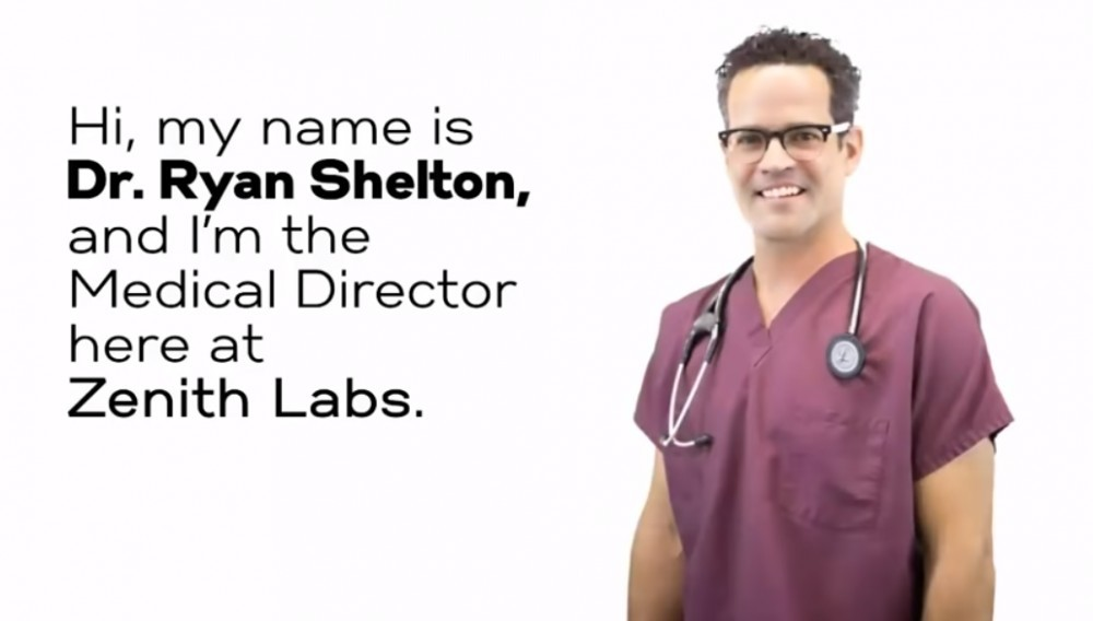 Dr Ryan Shelton