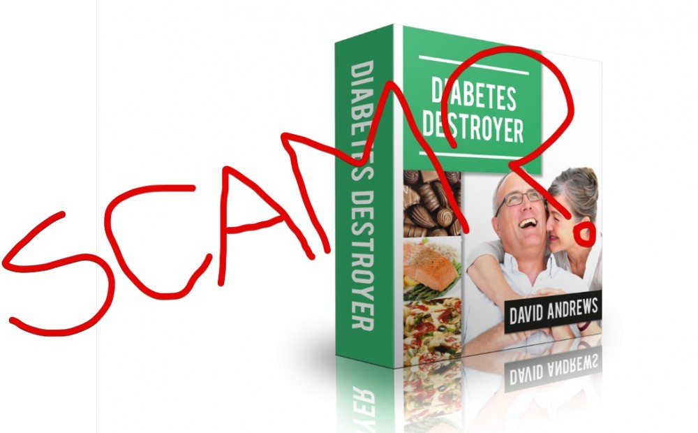 Diabetes Destroyer scam