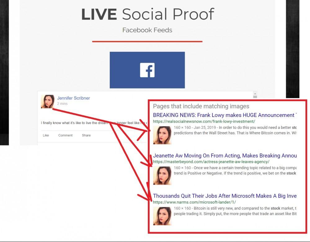 fake proof