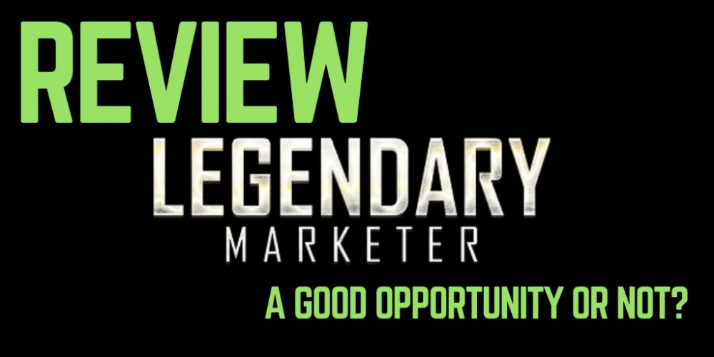 For Cheap  Legendary Marketer