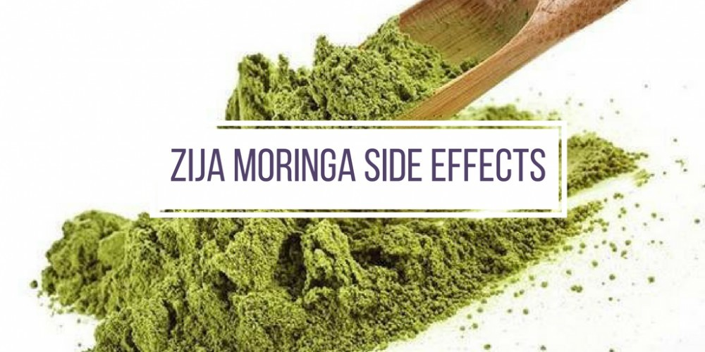 Zija Moringa Side Effects