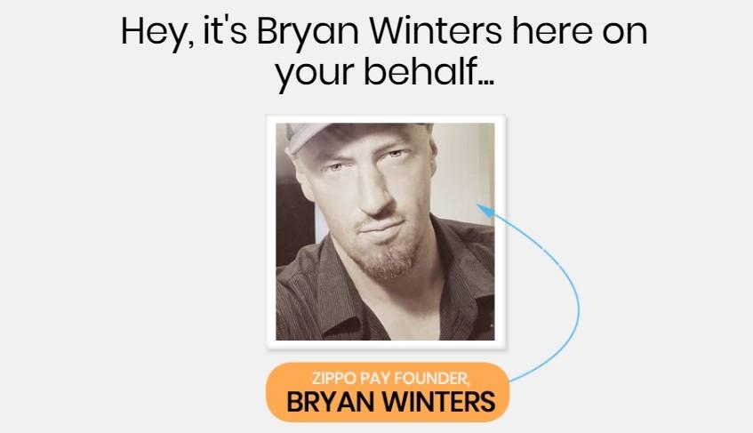 Bryan Winters Zippo Pay