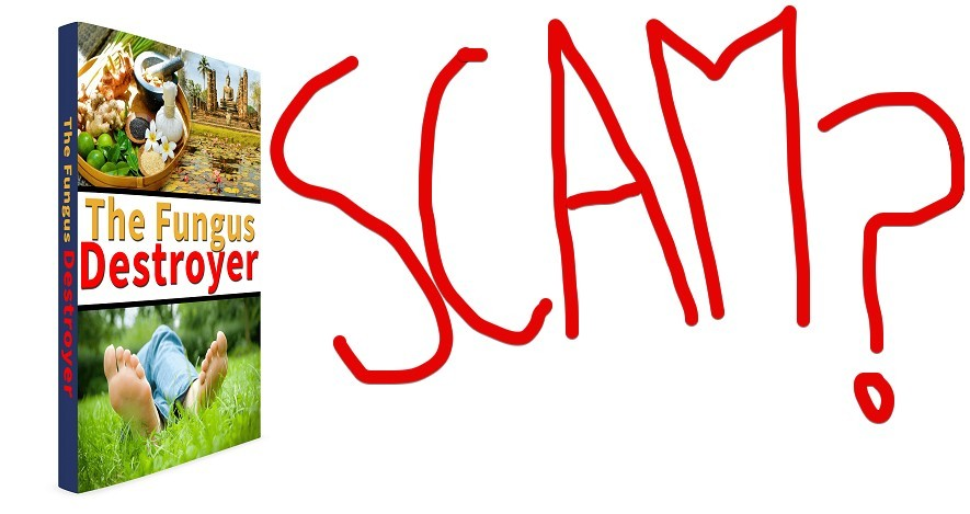The Fungus Destroyer Scam