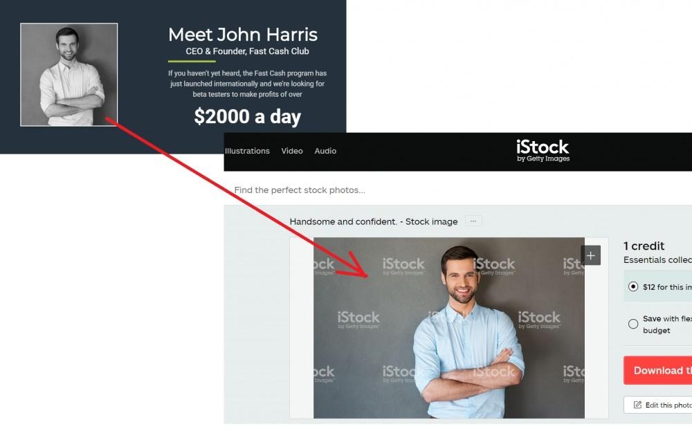 Fast Cash Club John Harris
