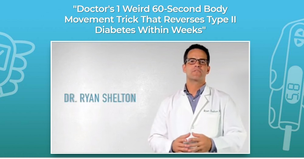 Diabetes 60 System Dr Ryan Shelton