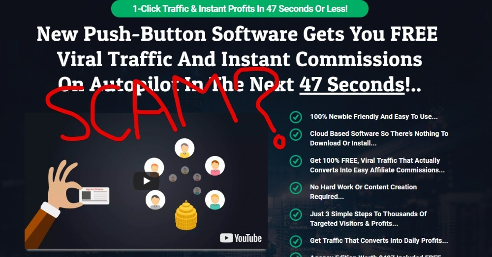 Auto Affiliate Machine scam