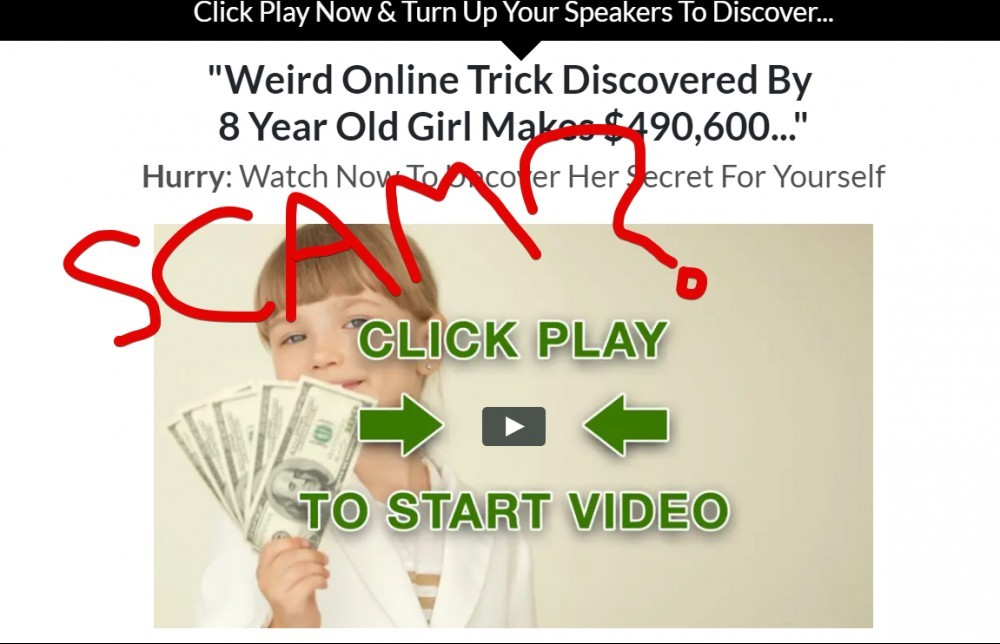 Get The Discovery Scam