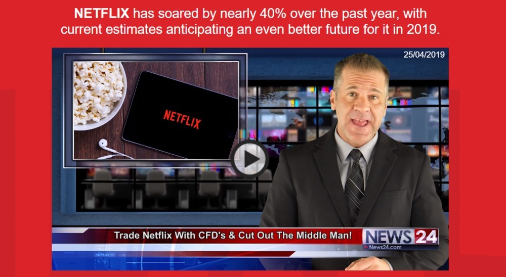 NetflixSoft news video