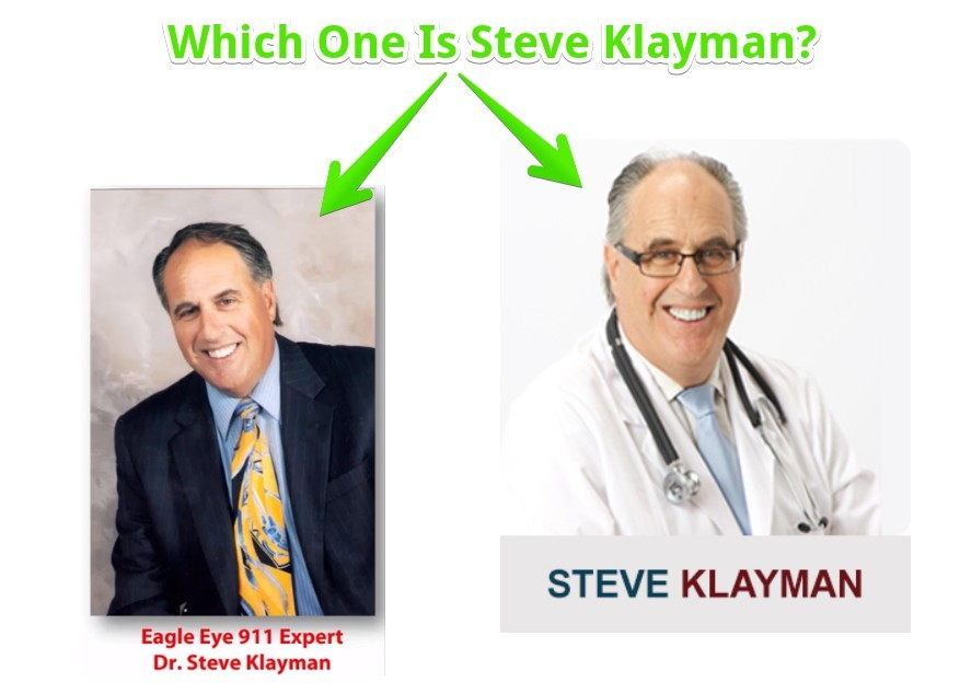 Eagle Eye 911 Steve Klayman