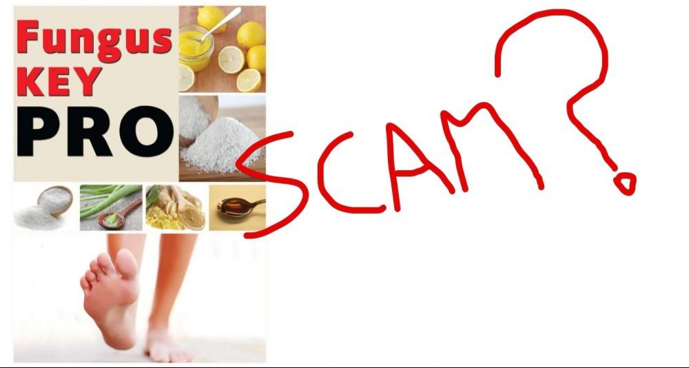 Fungus Key Pro Scam