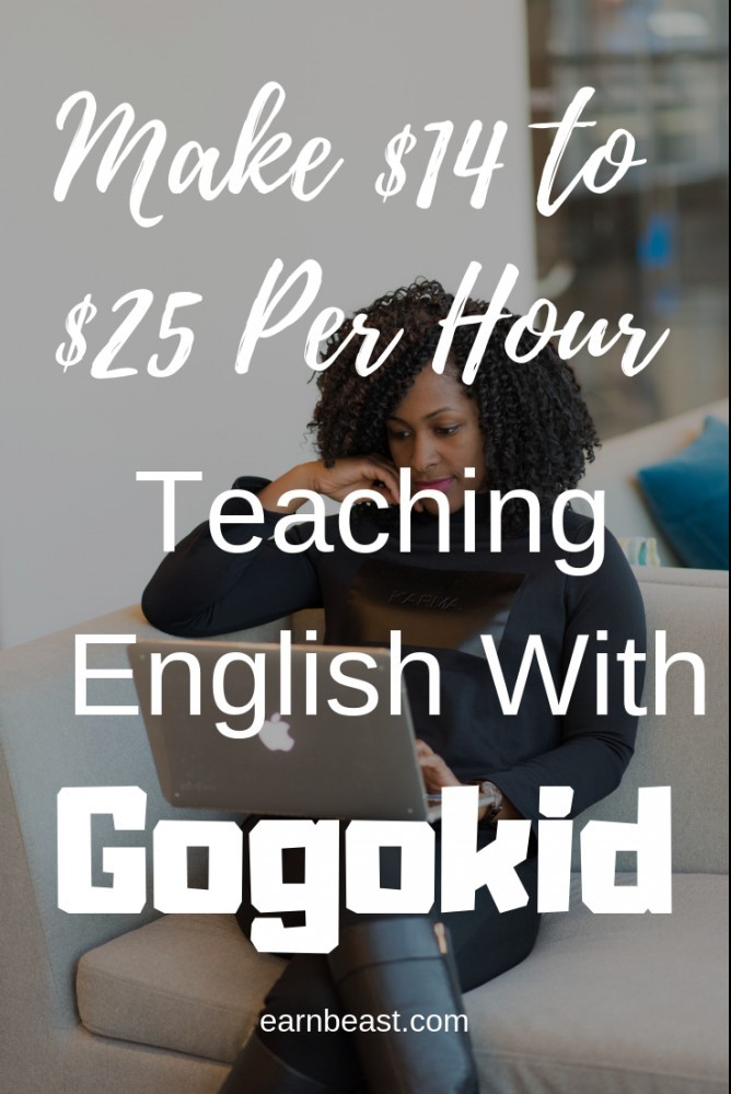 Make Money Teaching ESL with Gogokid