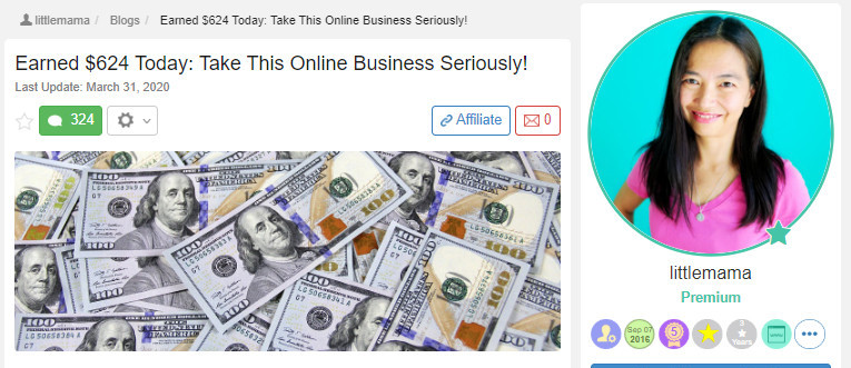 What is whealthy affiliate program about