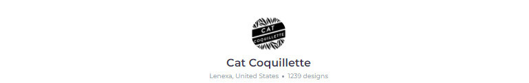 Cat Coquillette RedBubble