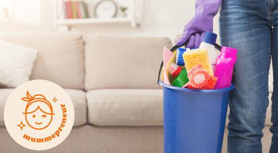 Mummepreneur House Cleaning Course