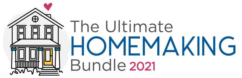 The Ultimate Homemaking Bundle 2021 Mummepreneur