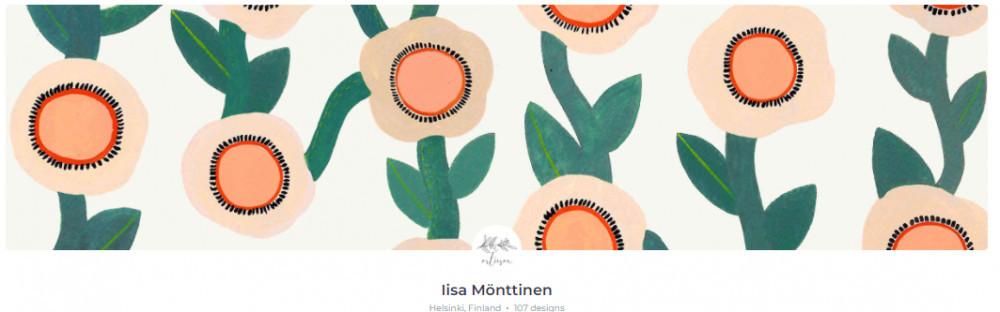 lisa Monttinen RedBubble @artiisan
