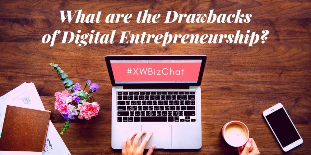 What are the Drawbacks of Digital Entrepreneurship?