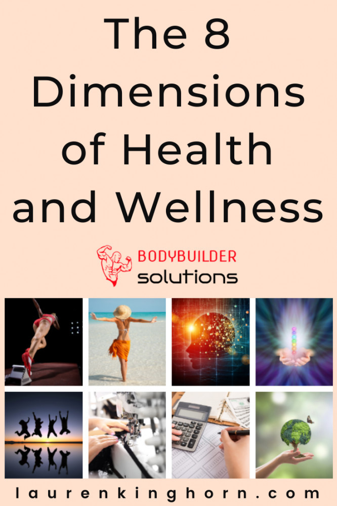 There is a tremendous benefit in aligning each dimension of health and wellness and feeling they are all working together in harmony. Because that's when you feel a sense of peace, satisfaction and well being. #8DimensionsHealthWellness #8DimensionsWellnessPin