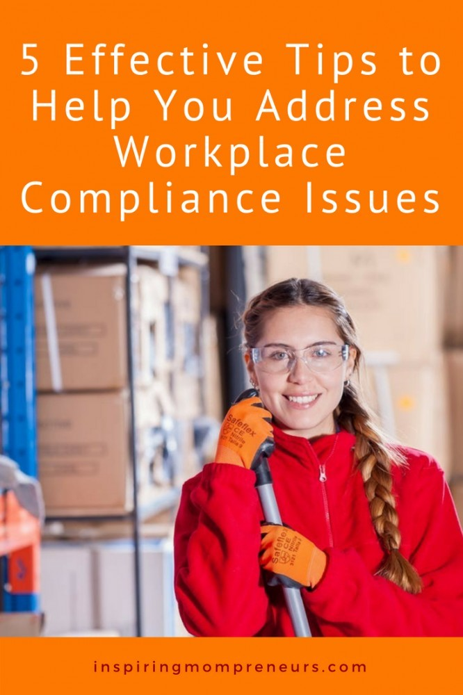 Are you experiencing workplace compliance issues? Find both advice and solutions in this expert guest post. #workplacecompliancesolutions