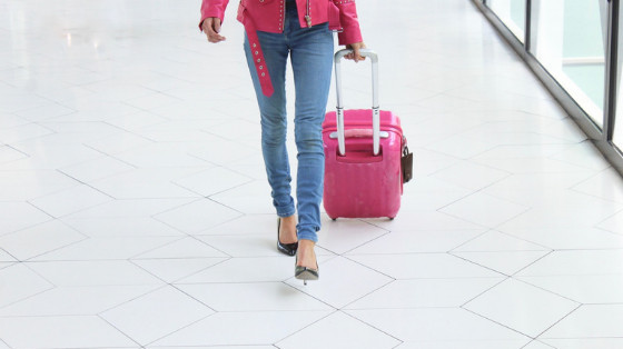 Opt for a carryon