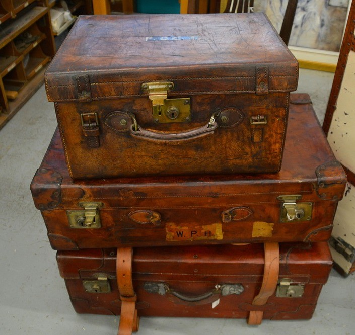 Trunk Boxes - Travel Luggage