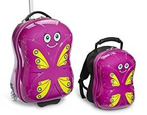 Travel Buddies Children's Travel Bag Set