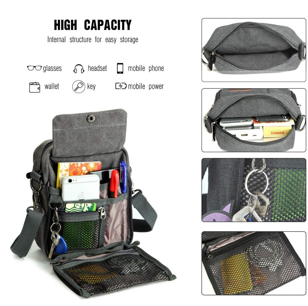Inside of  Shoulder Bag