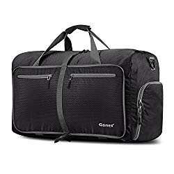 Gonex foldable travel duffle bag