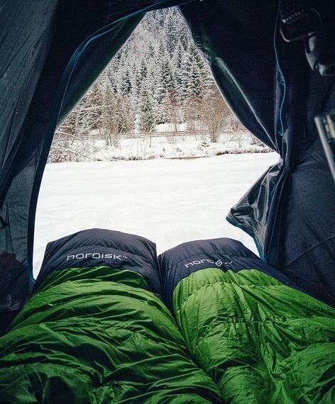 Sleeping Bag for hikers