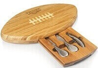Cool Sports Gadgets NFL Cheese Tray