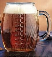 Cool Sports Gadgets Football Beer Mug