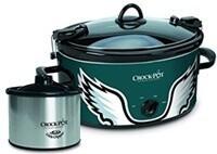 Cool Sports Gadgets Philadelphia Eagles CrockPot