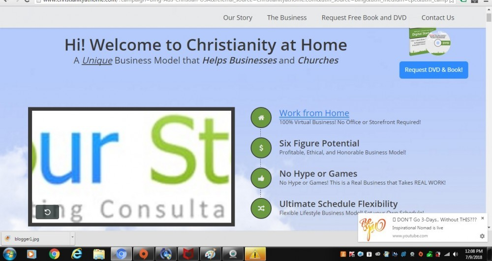 9d1c60e13886cd8a1e24eddeb8ca64f8 cropped - IsThe Christianity At Home Business Model Worth Checking Out? Don't Join Until You Read This!